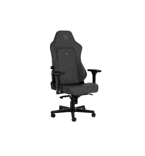 noblechairs Hero TX Gaming Stuhl - Bürostuhl Ergonomisch - Schreibtischstuhl - Gaming Chair PC - Gaming Sessel - Chefsessel Bürostuhl 150 kg Belastbarkeit - Textilgewebe