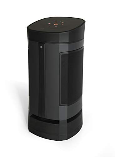 SoundCast VG5 Bluetooth Outdoor-Lautsprecher, wasserdichter Speaker, lange Akkulaufzeit, leicht, hoher Musikgenuss, schwarz