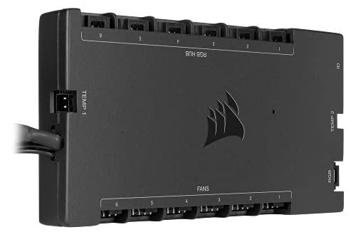 Corsair ONE a200 Kompakter Gaming-PC (AMD Ryzen 9 5900X-CPU, NVIDIA GeForce RTX 3080-Grafikkarte, 32 GB Corsair Vengeance LPX DDR4-Arbeitsspeicher, 1TB M.2 PCIe 4.0 NVMe-SSD) Schwarz