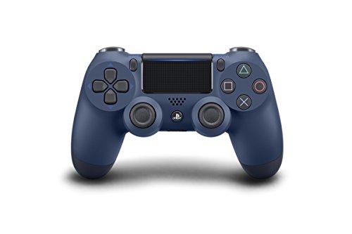 PlayStation 4 - DualShock 4 Wireless Controller, Midnight Blue (2020)