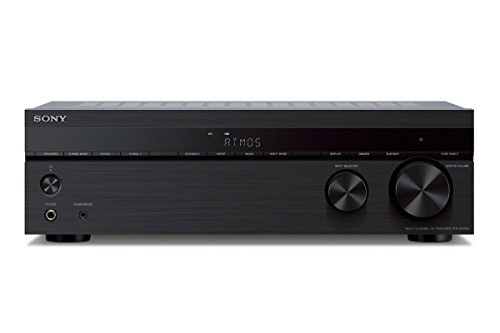 Sony STRDH790.CEK Dolby Atmos/DTS: X 4K HDR AV-Receiver (7.2 Kanäle) Schwarz