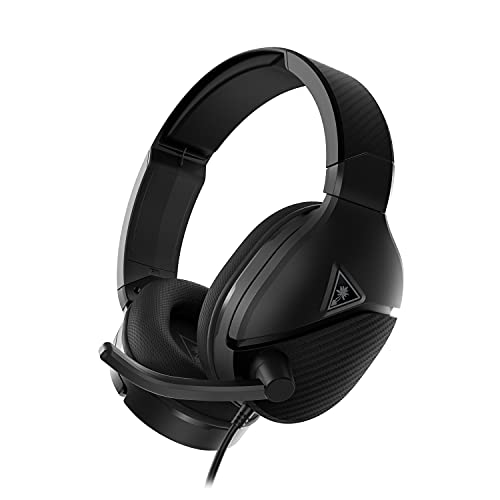 Turtle Beach Recon 200 Gen 2 Gaming-Kopfhörer mit Verstärker - PS5, PS4, Xbox Series X|S, Xbox One, Nintendo Switch und PC