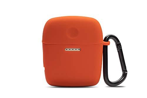 Offizielle Silikonhülle für Melomania 1/1+ von Cambridge Audio (Orange)
