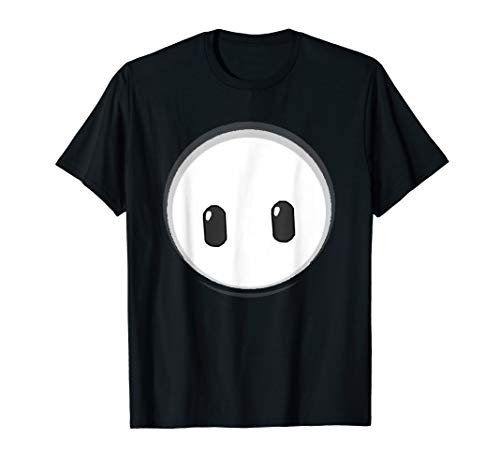 The face of Guys who Fall a lot T-Shirt