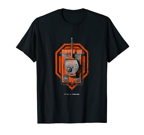 World of Tanks Tiger I Shield T-Shirt