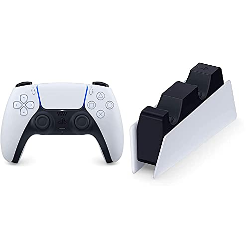 Sony DualSense Wireless-Controller [PlayStation 5] + DualSense-Ladestation