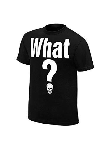 Stone Cold Steve Austin What? Authentic T-Shirt