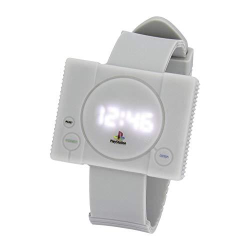 Paladone Digital Automatik Uhr PP4925PS