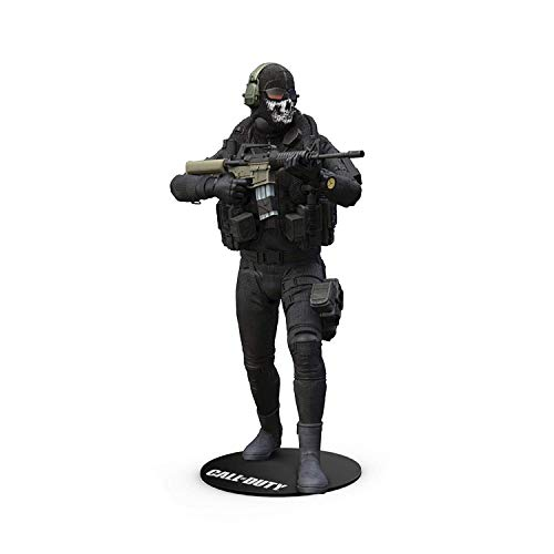 McFarlane Toys Call of Duty Actionfigur Simon 'Ghost' Riley