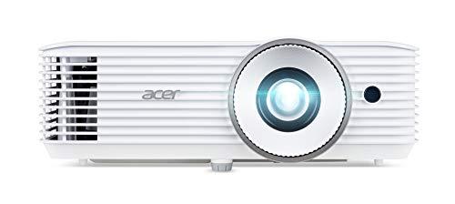 ACER H6522BD Heimkino Projektor (Full HD, 1920x1080, 10.000:1 Kontrast, 3500 ANSI Lumen, HDMI/MHL, VGA, 3.5 Klinke) weiß