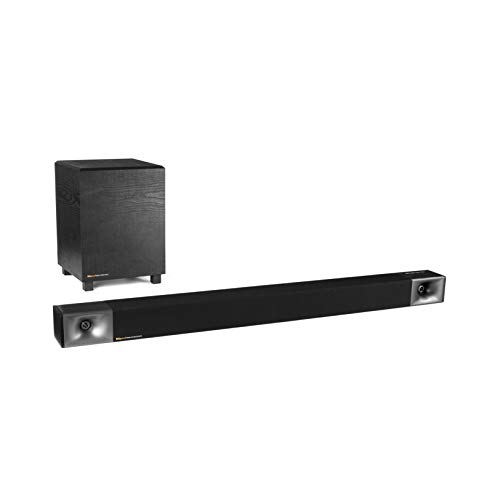 Klipsch Cinema 400 Soundbar, schwarz