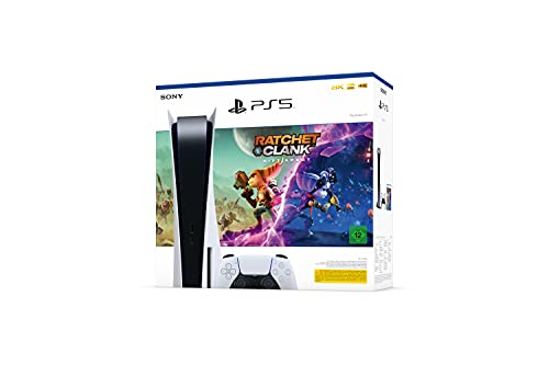Sony PlayStation 5 inklusive Ratchet & Clank: Rift Apart - [PlayStation 5]