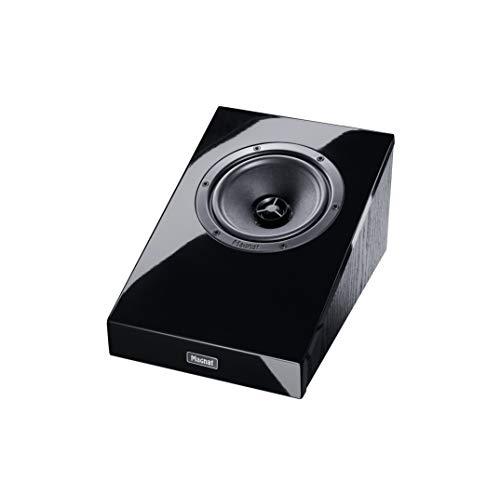 Magnat ATM 202, Heimkino-Zusatzlautsprecher mit Dolby® Atmos-Zertifizierung, Nach den strengen Dolby® Atmos Vorgaben lizensiertes Lautsprechersystem , Schwarz, 1 Paar