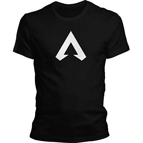 DragonHive Herren T-Shirt Apex Legends Logo