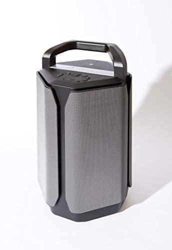 SoundCast VG7 Bluetooth Outdoor-Lautsprecher, wasserdichter Speaker, lange Akkulaufzeit, leicht, hoher Musikgenuss, schwarz