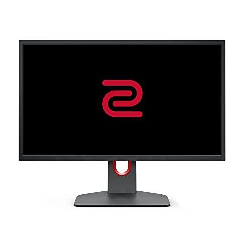 BenQ ZOWIE XL2540K 24,5 Zoll 240 Hz Gaming-Monitor | Kompakter Sockel | Flexible Höhen- und Neigungseinstellung | XL Setting to Share | Anpassbares Quick