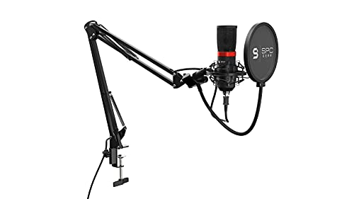 SPC Gear SM950 Streaming USB Mikrofon