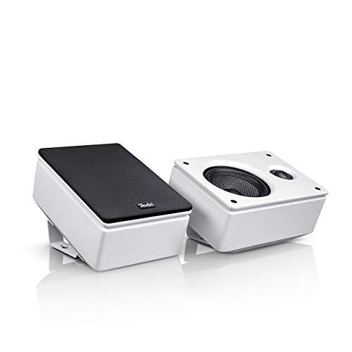 Teufel Reflekt Weiß Lautsprecher Dolby-Atmos-Lautsprecher Musik Heimkino