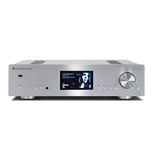 Cambridge Audio AZUR 851N NETZWERK-PLAYER (SILBER)