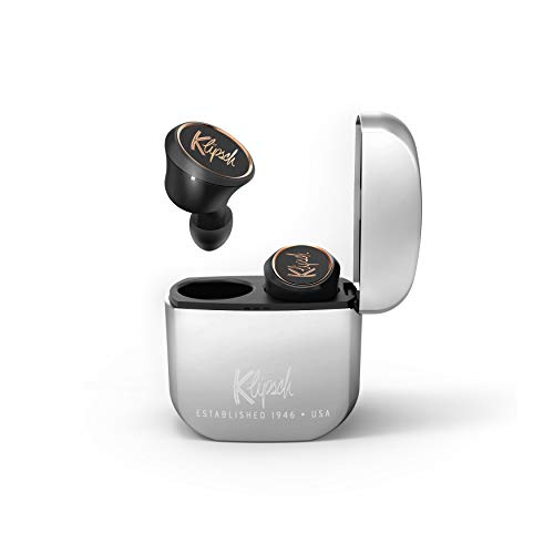 Klipsch T5 True Wireless Kopfhörer Silver