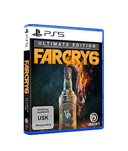 Far Cry 6 Ultimate Edition | Uncut - [PlayStation 5]