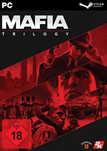 Mafia Trilogy (Code in der Box) - [PC]
