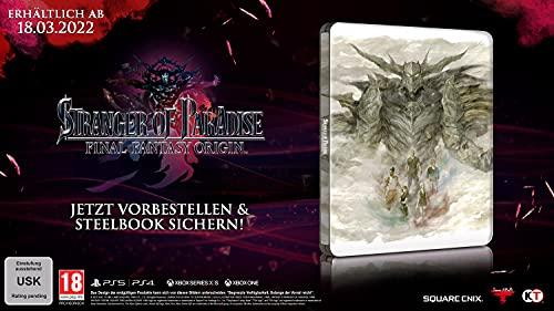 Stranger of Paradise Final Fantasy Origin Steelbook Edition [exklusive Amazon] (PlayStation 5)