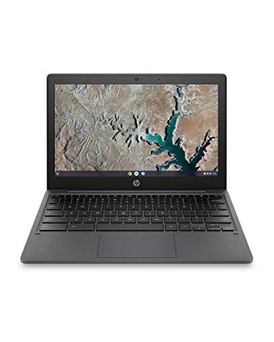 HP Chromebook 11a-na0010nr, Modell 2020, 4 GB RAM, 32 GB eMMC-Speicher, HD-Display, 11,6 Zoll (28,9 cm)