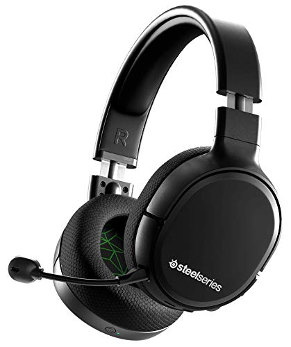 SteelSeries Arctis 1 Wireless für Xbox – Wireless Gaming Headset – USB-C Abnehmbares – Clearcast Mikrofon – für Xbox, PC, Nintendo Switch, Android