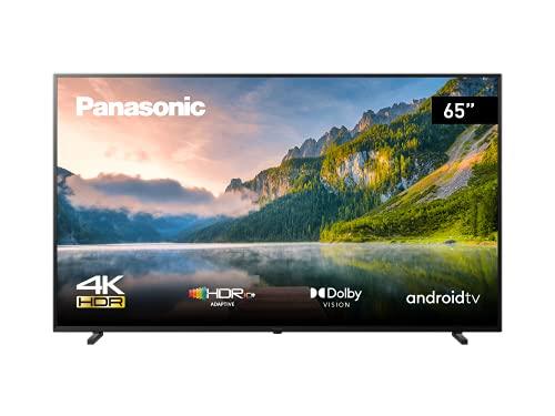 Panasonic TX-65JXW834 4K Fernseher (65 Zoll TV / 164 cm, 4K ULTRA HD, Smart TV, Multi HDR) schwarz