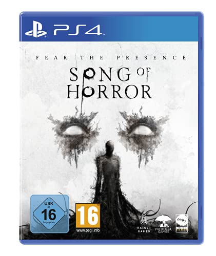 Song of Horror - [PlayStation 4] - Deluxe Edition [