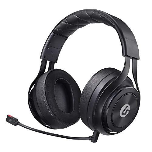 LucidSound LS35X Kabelloses Gaming-Headset mit Surround-Sound Offiziell lizenziert für Xbox, Kopfhörer