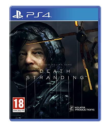 DEATH STRANDING PS4 [Deutsch, Englisch, Französisch, Italienisch, Spanisch] - PlayStation 4 Game