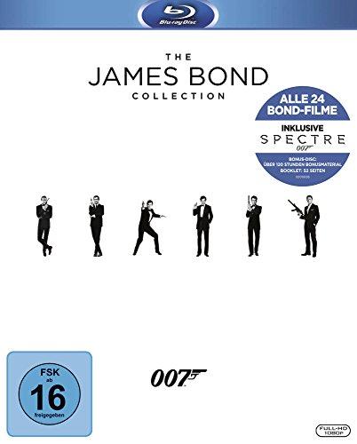 James Bond - Collection 2016 [Blu-ray]