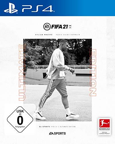 FIFA 21 ULTIMATE EDITION - (inkl. kostenlosem Upgrade auf PS5) - [Playstation 4]