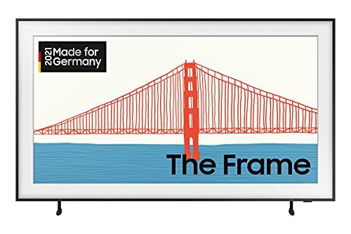 Samsung The Frame QLED 4K TV 50 Zoll (GQ50LS03AAUXZG), Quantum HDR, Design im Rahmen-Look, Austauschbare Rahmen [2021]