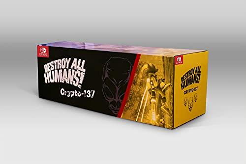 Destroy all Humans! - Crypto-137 Edition [Nintendo Switch] - Crypto-137 Edition