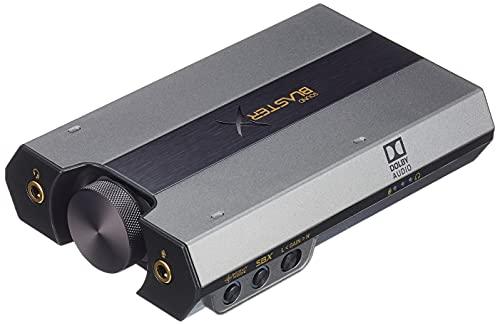 Soundkarte CREATIVE Sound BlasterX G6 7.1 HD extern USB