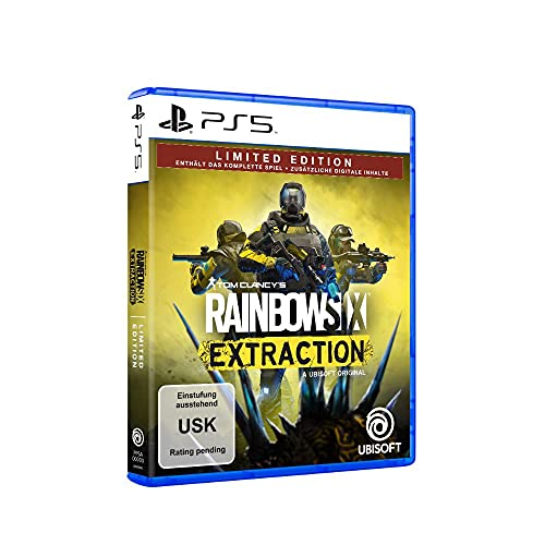 Rainbow Six Extraction – Limited Edition [PlayStation 5]