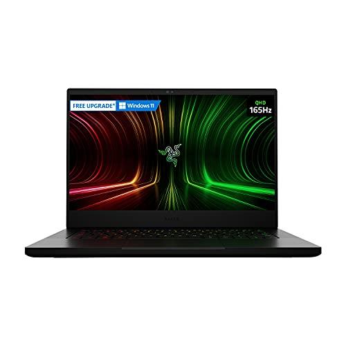 Razer Blade 14 Gaming Laptop: AMD Ryzen 9 5900HX 8 Core, NVIDIA GeForce RTX 3070, 14 Zoll QHD 165Hz, 16 GB RAM, 1 TB SSD - CNC Aluminium - Chroma RGB - THX Spatial Audio - Dampfkammerkühlung