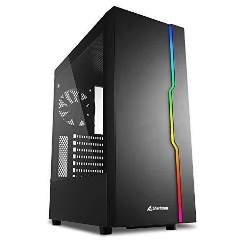 Sharkoon RGB Slider, PC Gehäuse