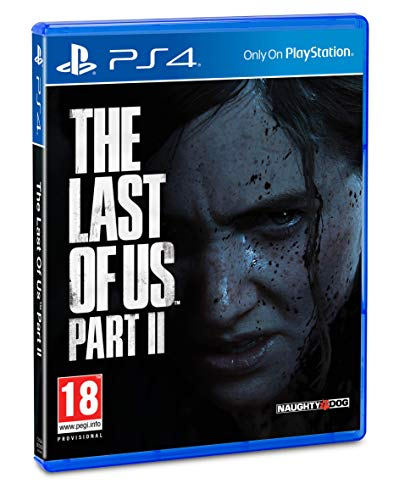 The Last of Us Part 2 II PS4 [PlayStation 4]