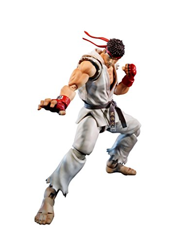TAMASHII NATIONS Bandai S.H. Figuarts Ryu Street Fighter Action Figur 150mm