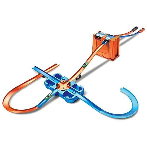 Hot Wheels GGP93 - Track Builder Stunt Box Geschenkset für Kinder im Alter von 6–12 Jahren