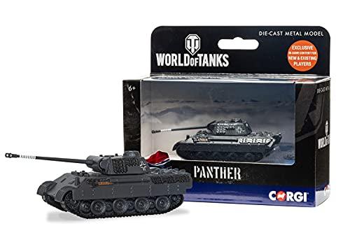 Corgi WT91206 World of Tanks - Panther Tank