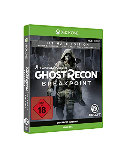 Tom Clancy's Ghost Recon Breakpoint - Ultimate Edition   Uncut - [Xbox One]