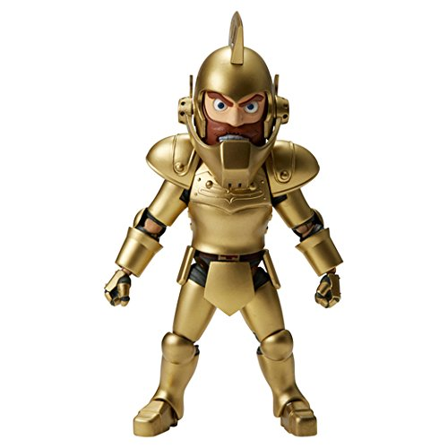 Union Creative ??????????? Game?Classics vol.1 EX Ghosts 'n Goblins Action Figur: Arthur [Golden Armor Version]