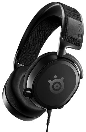 SteelSeries Arctis Prime - Gaming-Headset für die anspruchsvollsten Spieler - HiFi-Audiotreiber - Für PC und Konsolen - Schwarz