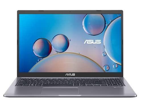 ASUS VivoBook 15 F515JA-BQ411T Laptop 39,6 cm (15,6 Zoll, Full HD, 1920x1080, IPS-Level) Notebook (Intel Core i3-1005G1, 8GB RAM, 512GB SSD, Intel UHD Graphics Win10H) Slate Grey