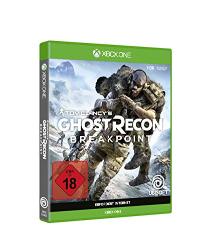 Tom Clancy's Ghost Recon Breakpoint Standard | Uncut - [Xbox One]